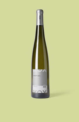 Kox-privilege-pinot gris-remich fels-50 cl